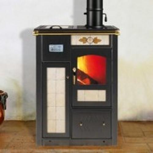 Klover mod sicuro top termostufa - Termostufa a legna thermorossi ...